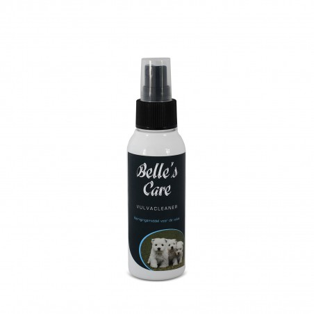Belle's Care Parfum rood met alcohol 60 ml